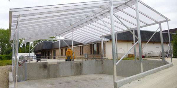 auvent aluminium latest large size of terrasse auvent. Black Bedroom Furniture Sets. Home Design Ideas