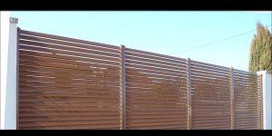 Brise vue en aluminium aludecoration