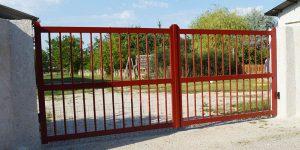 portails aluminium