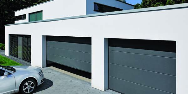 porte garage aluminium Aludecoration