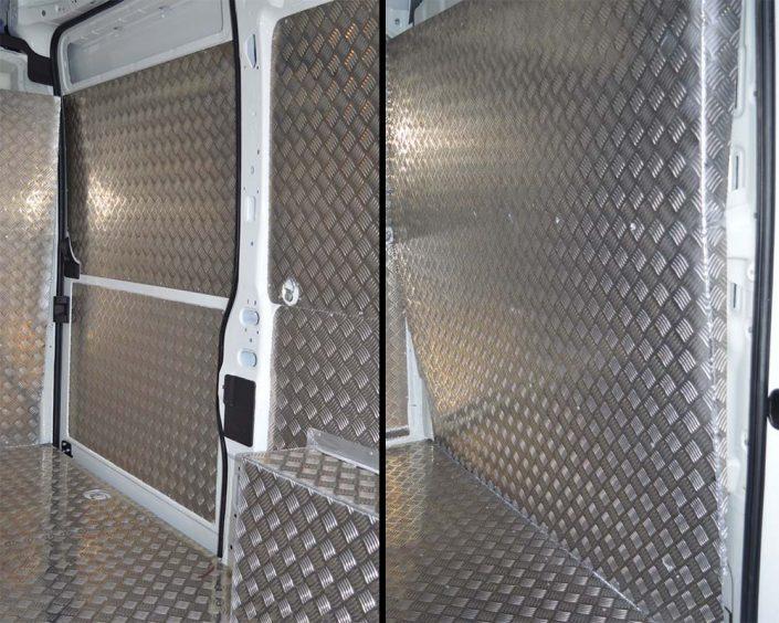 Aludecoration spécialiste dans le travail de l'aluminium