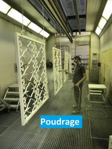 POUDRAGE