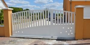 aludecotaion portails aluminium contemporains