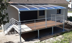 portails aluminium Aludecoration